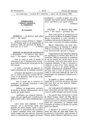 Atti di controllo e di indirizzo xv legislatura camera for Atti parlamentari camera