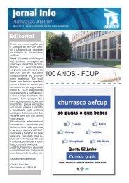 100 ANOS - FCUP - AEFCUP
