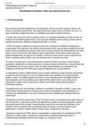Partido Trabalhista Português - AEFCUP
