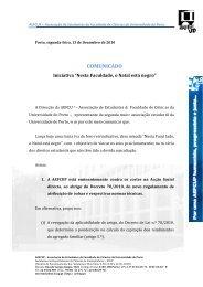 CO OMUNIC CADO - AEFCUP