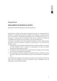 Regulamentos - AEFCUP