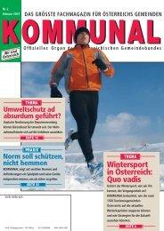 Wintersport in Österreich: Quo vadis