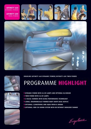 Programme HigHligHt - JK-International GmbH