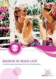 KOSMETIK IN NEUEM LICHT - JK-International GmbH