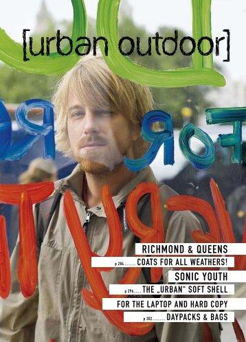 RICHMOND & QUEENS SONIC YOUTH - Jack Wolfskin
