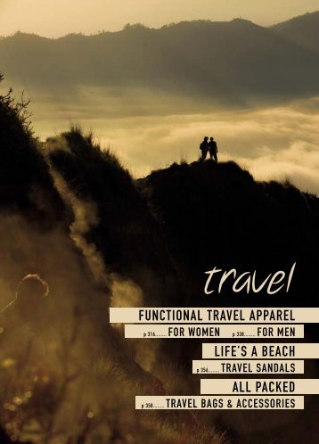 all packed life's a beach functional travel apparel - Jack Wolfskin