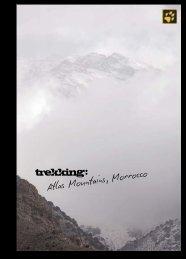 Atlas Mountains,Morrocco - Jack Wolfskin