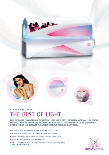 THE BEST OF LIGHT - JK-International GmbH