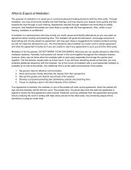Court Annexed Probate Mediators - Oregon Judicial Department