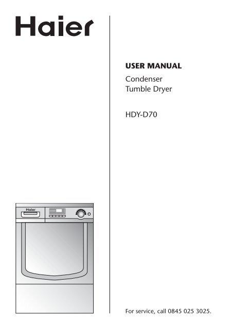 haier phone manual