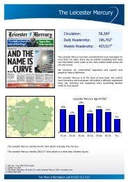 The Leicester Mercury