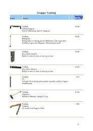 Gruppe: Værktøj