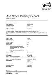 Ash Green Primary School