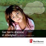 Gør børns drømme - Red Barnet