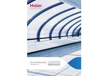 Aire acondicionado - Haier.com
