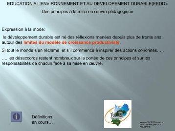 EDD, les enjeux à l'école - CRDP Aquitaine