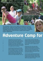 Adventure Camp for