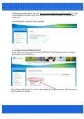 Bedienungsanleitung für Kindertagespflegepersonen - Seite 6