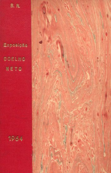 coelho neto - Fundação Biblioteca Nacional
