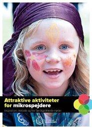 Attraktive aktiviteter for mikrospejdere - Det Danske Spejderkorps