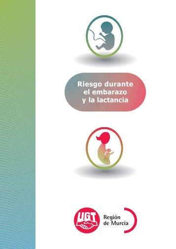 UGT MANUAL EMBARAZO 2011 - Intranet de UGT Murcia