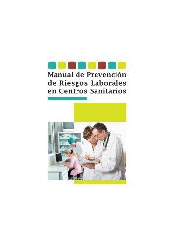 MANUAL CENTROS SANITARIOS - Intranet de UGT Murcia