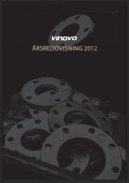ÅRSREDOVISNING 2012 - Cision