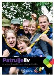 Patruljeliv - Det Danske Spejderkorps