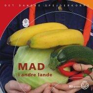 Mad i andre lande - Det Danske Spejderkorps