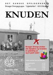 Knuden - Det Danske Spejderkorps