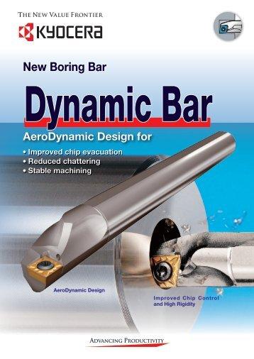New Boring Bar - Kyocera