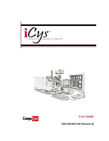 iCys User Guide