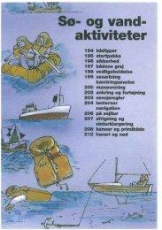 Spejderlex 12 Sø- og vandaktiviteter - Det Danske Spejderkorps