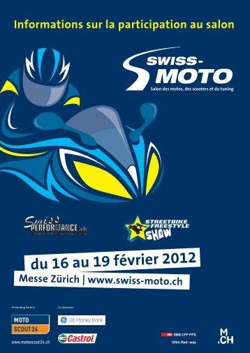 du 16 au 19 février 2012 Messe Zürich | www.swiss ... - MCH Group