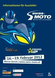 16. – 19. Februar 2012 Messe Zürich | www.swiss-moto.ch ...