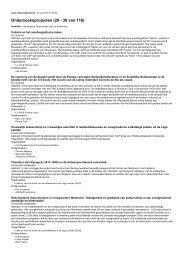 Onderzoeksprojecten (20 - 30 van 116)