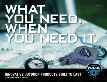 INNOVATIVE OUTDOOR PRODUCTS BUILT TO LAST - Goris Group