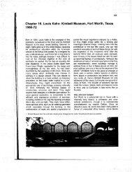 Louis Kahn - University of Utah Graduate School of Architecture