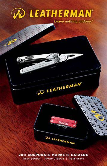 2011_Leatherman_CorporateMarkets... - Goris Group