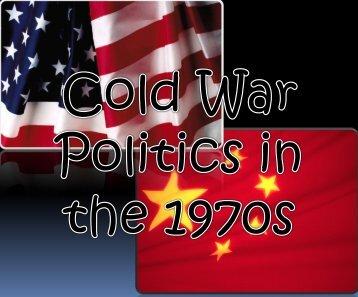 Nixon and China