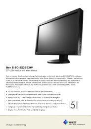 Der EIZO SX2762W - CADnetwork