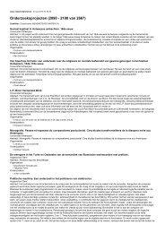 Onderzoeksprojecten (2090 - 2100 van 2667)