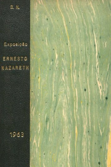 Ernesto Nazareth - Fundação Biblioteca Nacional