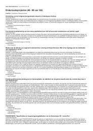 Onderzoeksprojecten (40 - 50 van 163)
