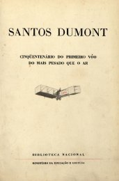 SANTOS DUMONT - Fundação Biblioteca Nacional