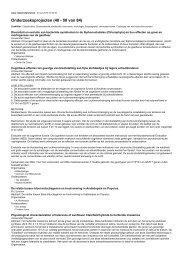 Onderzoeksprojecten (40 - 50 van 84)