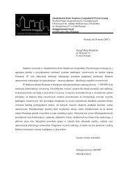 Akademickie Koło Naukowe Gospodarki Przestrzennej Wydział ...
