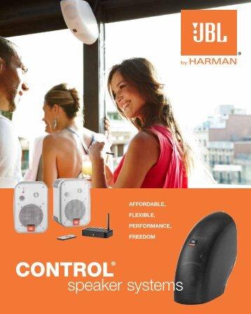 CONTROL® - JBL