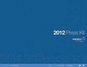 2012 Press Kit - ForRent.com