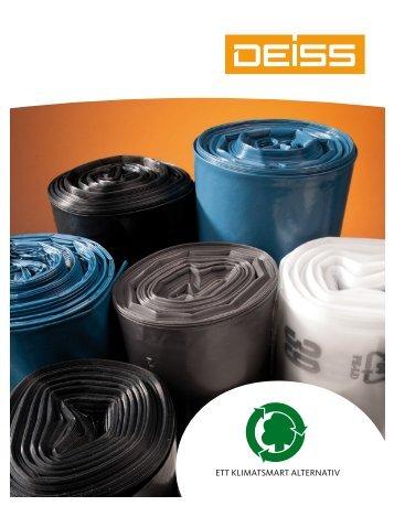 Ett klimatsmart altErnativ - EMIL DEISS KG (GmbH + Co.)